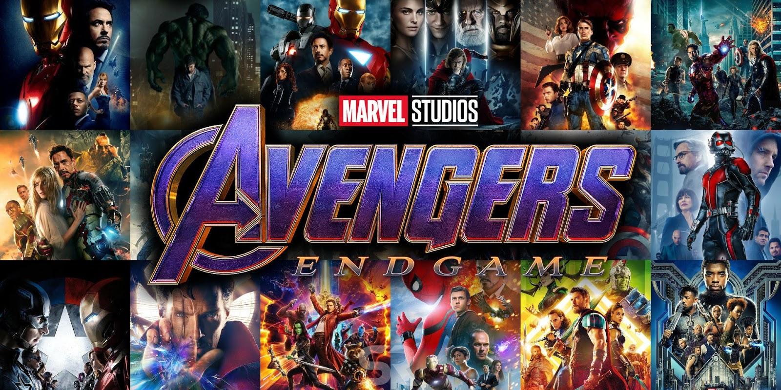 Menyejukkan Beginilah Cara Fans Marvel Yang Tuna Netra Ini Menikmati Avengers Endgame Bertajuk Com