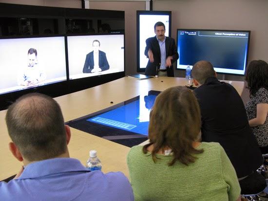 Individual Multimedia Video Presence