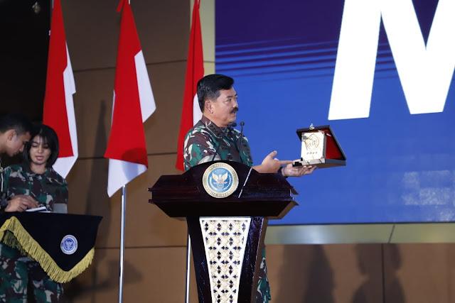 Panglima TNI : MOS dan ACA National Championship Dapat Membentuk Mentalitas Bangsa Yang Kuat