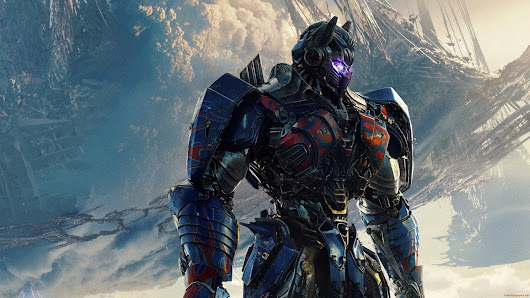 A Selenator's View: Transformers: The Last Knight (2017)