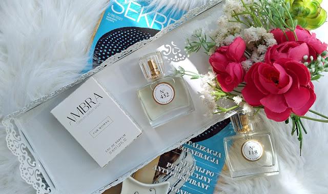 perfumy lane ambra, perfumy ambra blog kosmetyczny