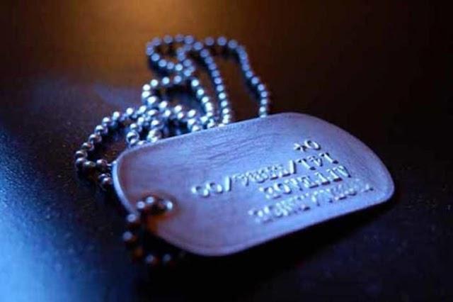 H ιστορία της μεταλλικής ταυτότητας – Γιατί την φοράμε στον στρατό