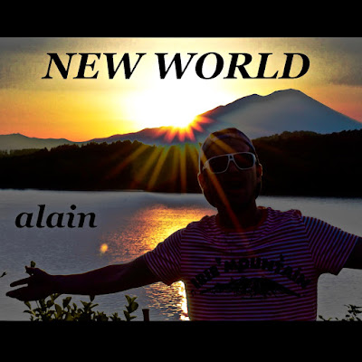 ALAIN アレン NEW WORLD