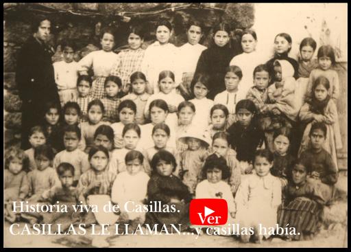 Historia de Casillas, un pueblo de Ávila.