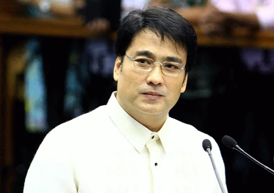 Bong Revilla Jr Reacts On De Lima Issue: 'What Goes Around Comes Around'