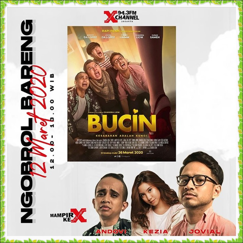 Download Film BUCIN Full Movie