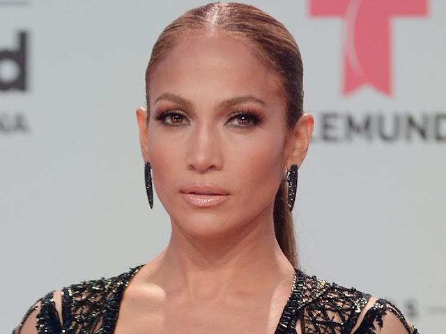Jennifer Lopez Suffers A Wardrobe Malfunction As She Arrives To Her Kids Graduation