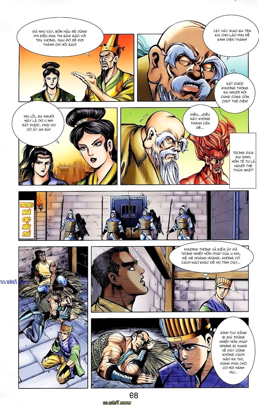 Cơ Phát Khai Chu Bản chapter 108 trang 25