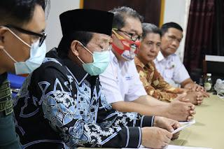 Cagub-Cawagub No Urut 2 Jalin Silaturahmi Virtual Dengan Khatolik Jambi, FU-SN Berkomitmen Untuk Merangkul Semua
