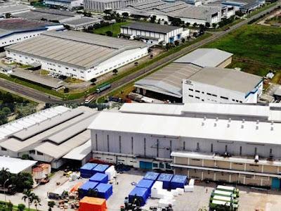 daftar perusahaan di kawasan Indotaisei Cikampek