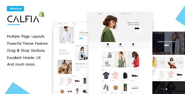 Fashion Multipurpose Shopify Theme