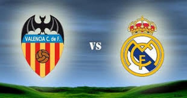 موعد مباراة ريال مدريد وفالنسيا