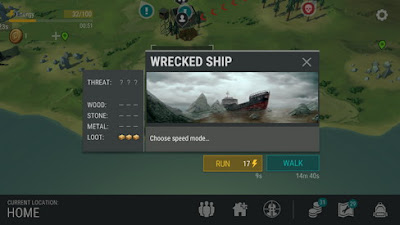 Cara Menyelesaikan Event Wreck Ship di Last Day On Earth: Survival