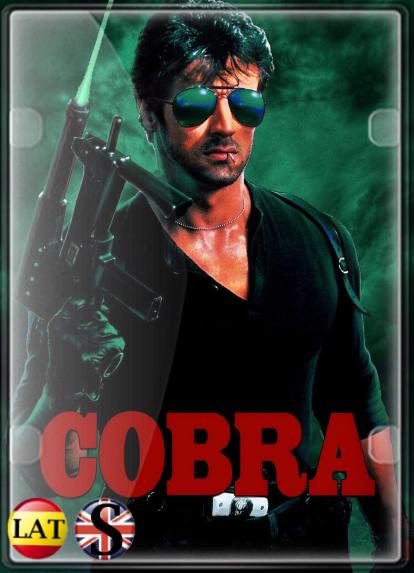 Cobra, El Brazo Fuerte de la Ley (1986) HD 720P LATINO/INGLES