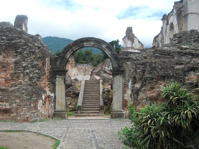 CONVENTO DE LA RECOLECCIÓN - ANTIGUA GUATEMALA