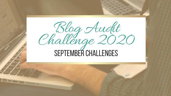 博客审计挑战2020:9月挑战#博客审计挑战2020