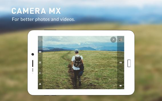 Camera MX - Free Photo & Video Camera for Android