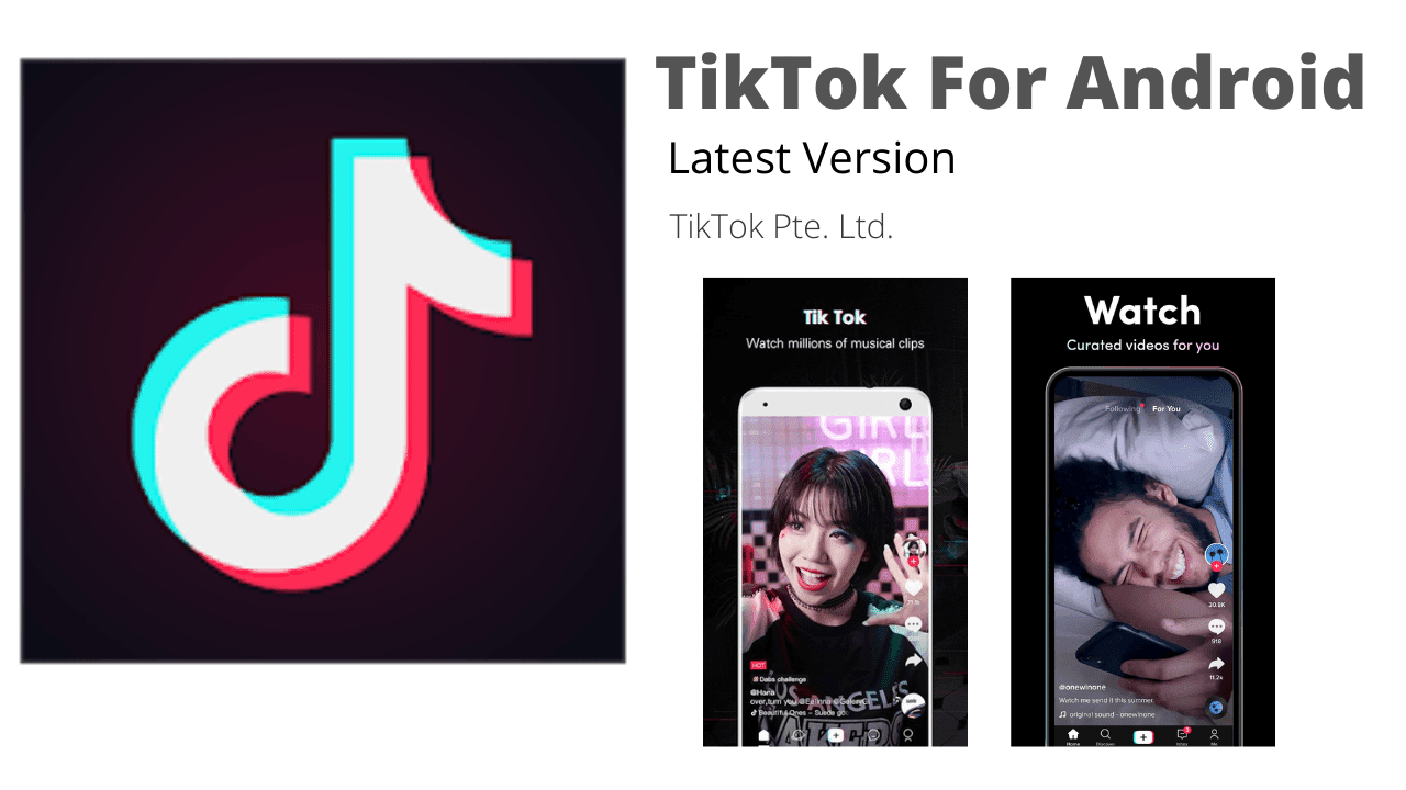 Download TikTok APK For Android Latest Version