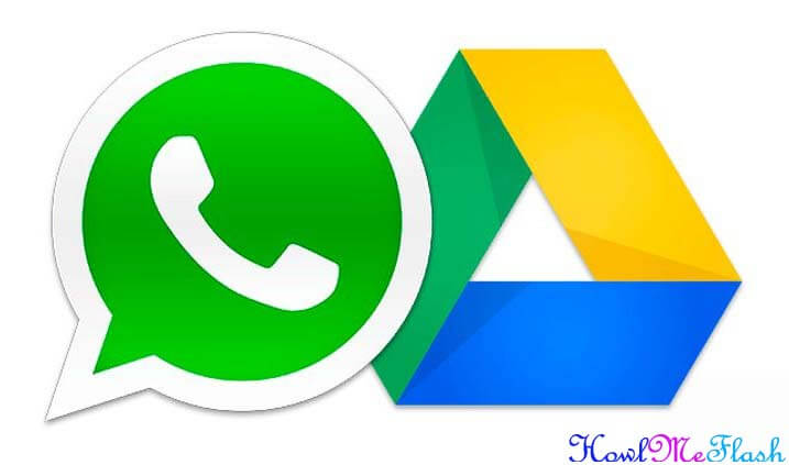 BackUp WhatsApp Chat History on Google Drive