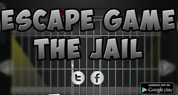 5NGames Escape Game - The Jail Walkthrough