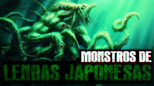 Os monstros mais bizarros das lendas Japonesas