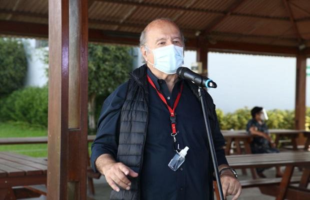 Hernando de Soto ofrece su apoyo a los dos candidatos que pasan a segunda vuelta