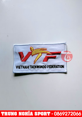logo liên đoàn taekwondo việt nam