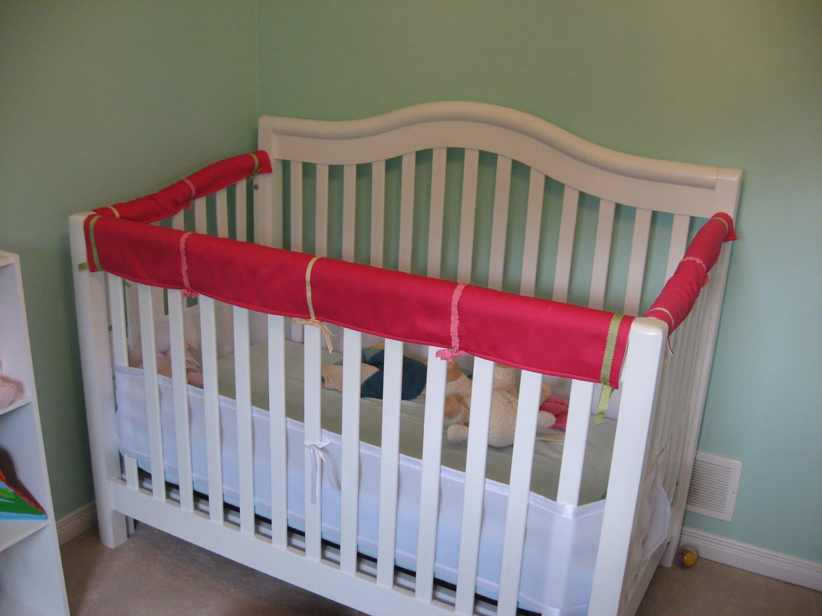 Silly Daisy Designs Don T Chew That Crib Rail Cover A