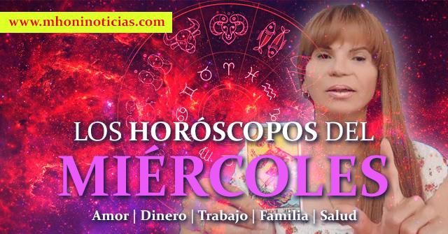 Los Horóscopo del MIÉRCOLES 05 de AGOSTO del 2020 - Mhoni Vidente