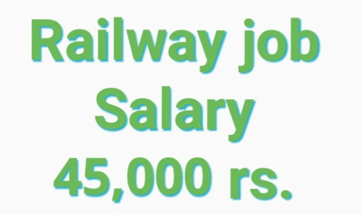 railway jobs 2020 for 12th pass government - apply online vacancy