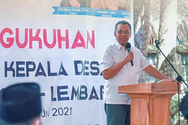 Gubernur NTB bertekad kukuhkan Forum Kades di depan Ka'bah