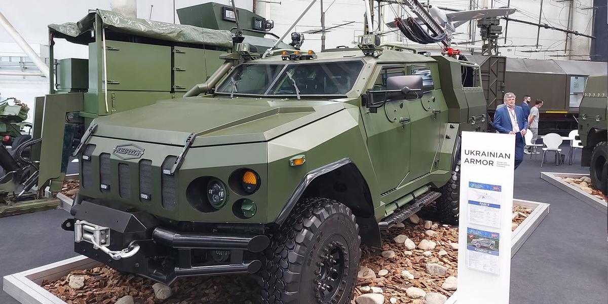 Мавританія зацікавилась українською бронетехнікою