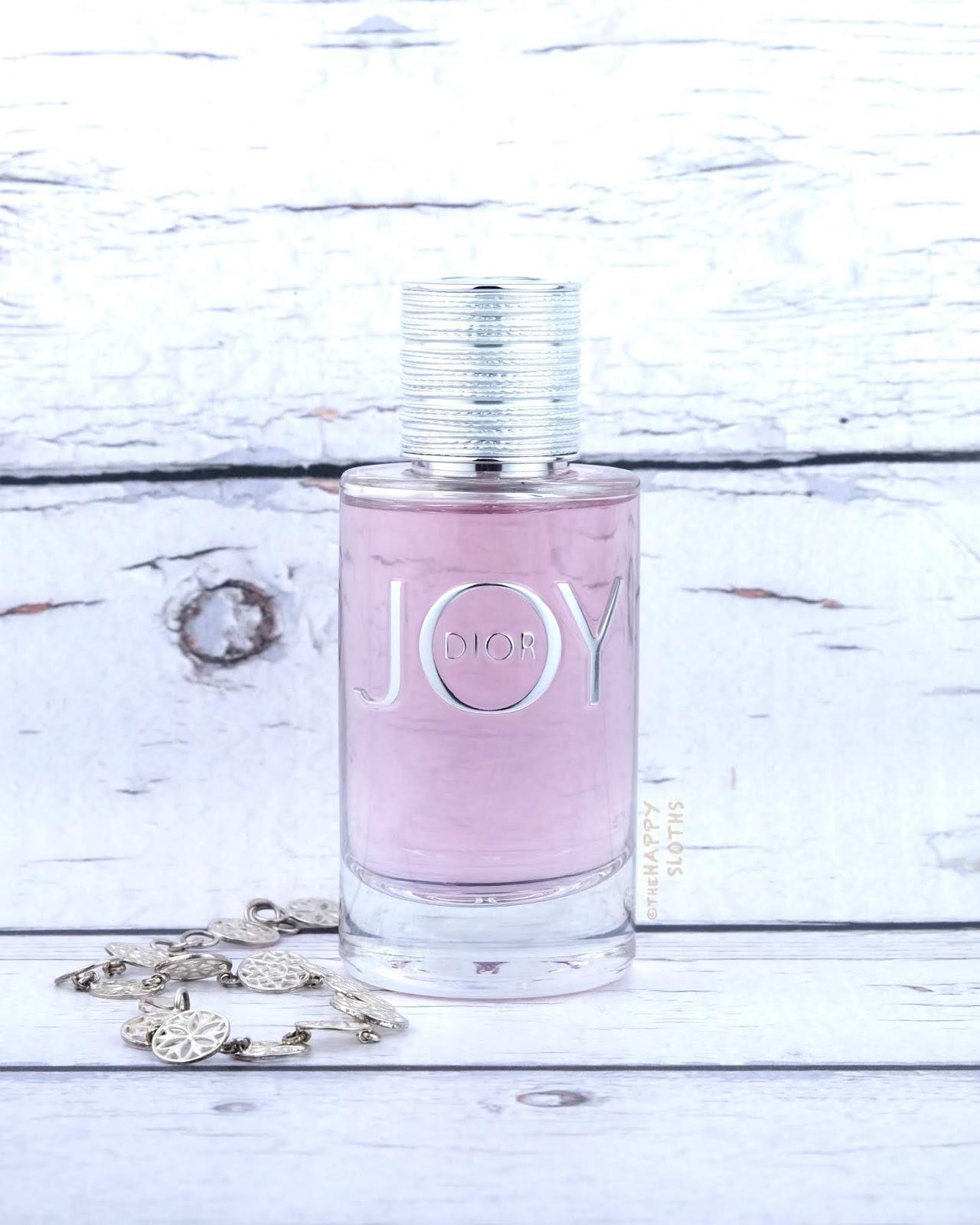 Dior Joy By Dior Eau De Parfum Review The Happy Sloths Beauty