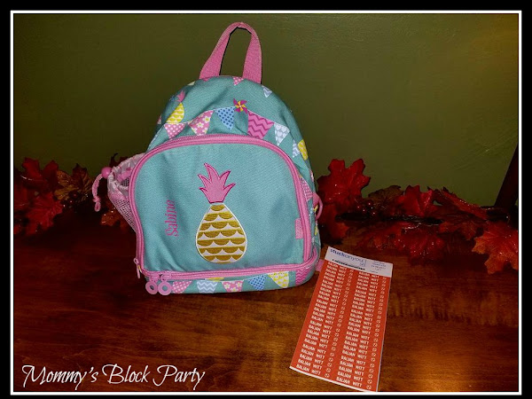 Keep Little Ones Organized this School Year with Stuck On You Backpacks, Labels & More + Backback # Giveaway ($50.00 RV)