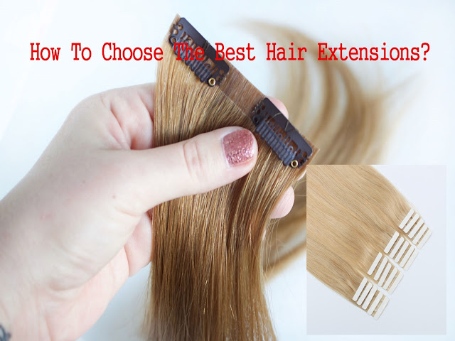 How To Choose The Best Hair Extensions Wild And Sassy