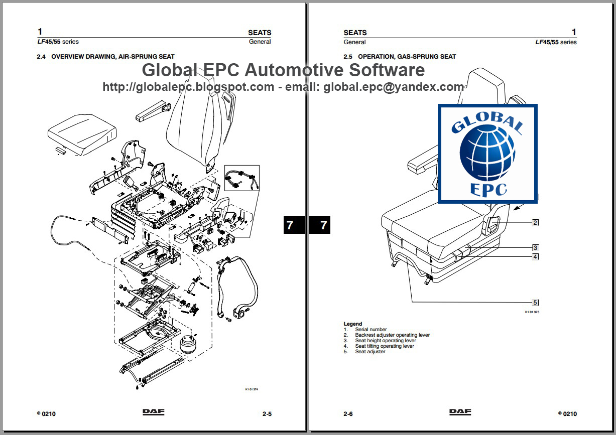 medium resolution of automotive repair manualselectrical wiring diagram operation and maintenance manual epc 4