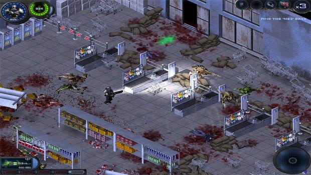 تحميل لعبة alien shooter 3 مضغوطة