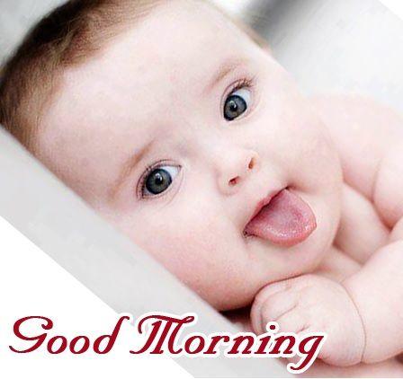gud morning baby