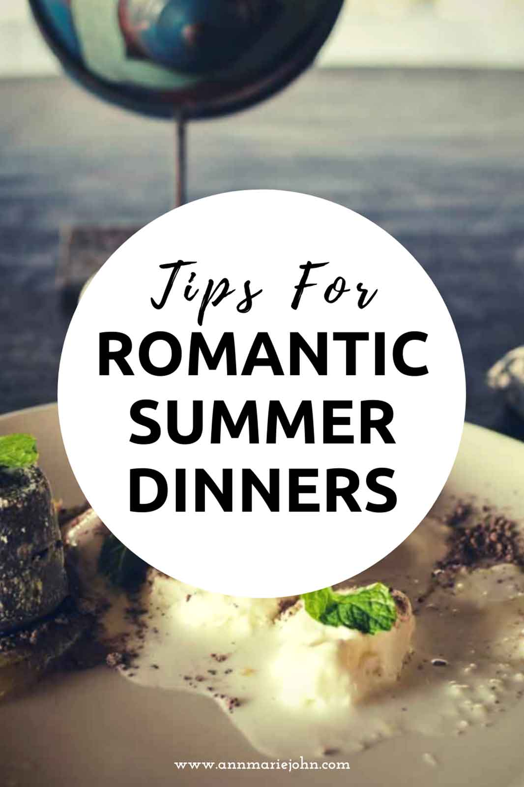 5 Romantic Summer Dinners Tips