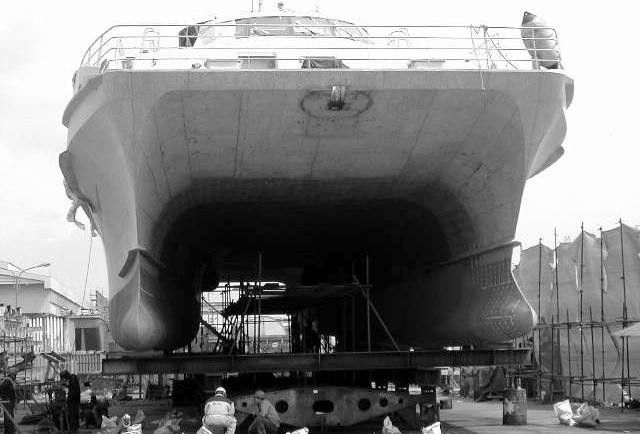 KAPAL CARGO: Jenis lambung kapal
