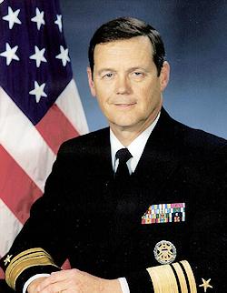 Vice Admiral Thomas