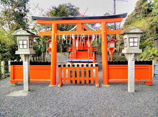 Kaguraoka Shrine, Kyoto