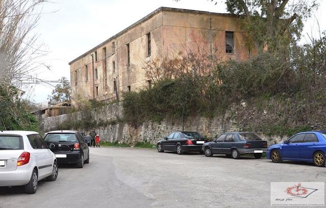 Πρέβεζα:Άδεια δειγματοληψίας και ανάλυσης δομικού υλικού από τα τείχη του Κάστρου Αγίου Ανδρέα