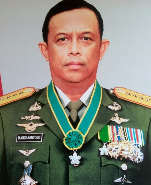 Mantan Panglima TNI Dan Mantan Kasad, Jenderal TNI (Purn) Djoko Santoso Tutup Usia