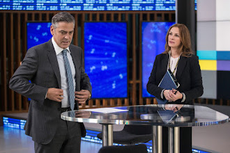 Cinéma : Money Monster de Jodie Foster - Avec George Clooney, Julia Roberts, Jack O'Connell - Par Lisa Giraud Taylor