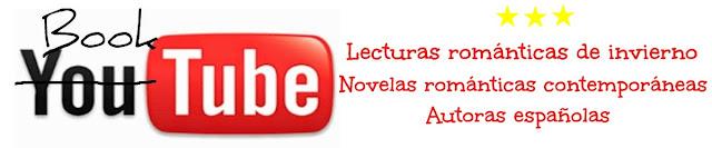 Lecturas románticas de invierno - Novela romántica contemporánea española - 3 estrellas