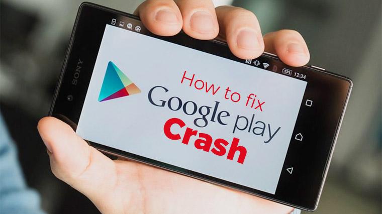 Cara Mudah Mengatasi Aplikasi Play Store Yang Crash