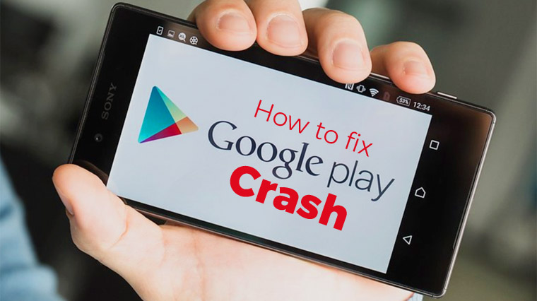 Cara Mudah Mengatasi Aplikasi Play Store Crash atau Error