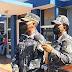 VIDEO: Policía agresiva contra los musicones en toque de queda.