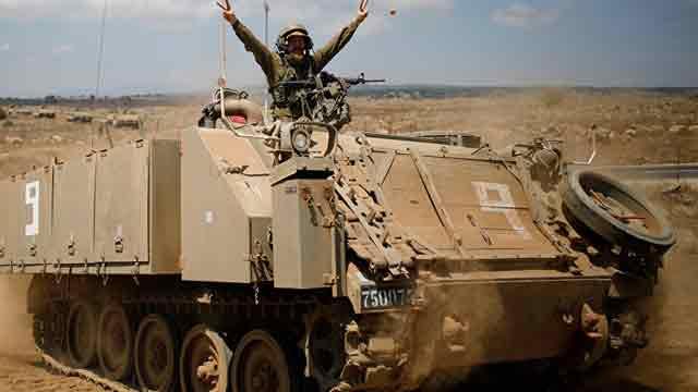 Israel Akui Memasok Senjata ke Pemberontak Suriah